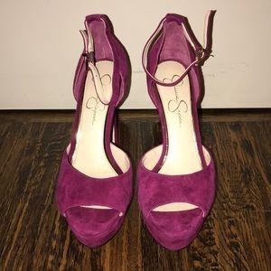 Jessica Simpson Shoes - Jessica Simpson Sangria Beeya Platform